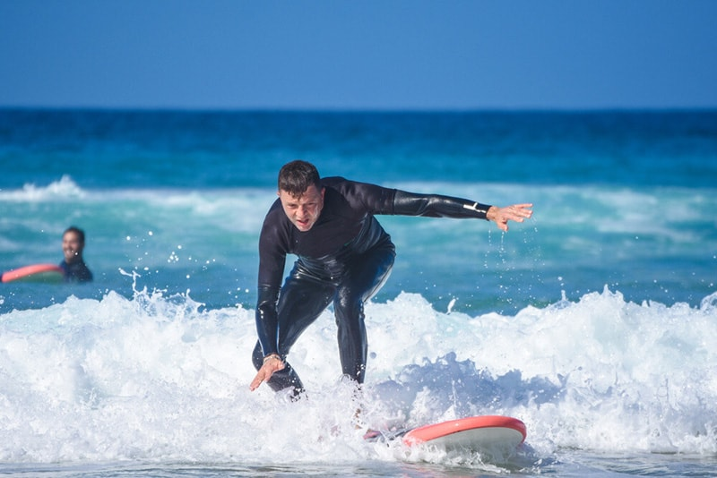 practice to surf