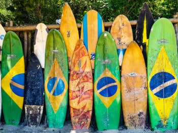 how to paint a surfboard