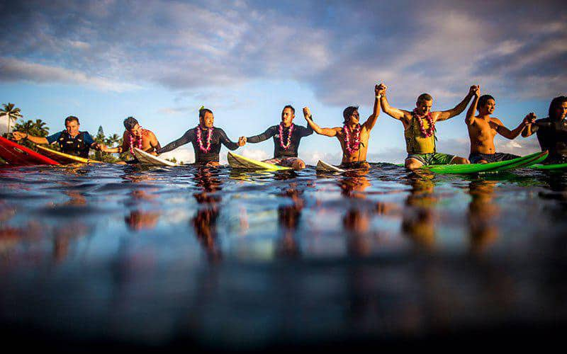 paddle out of love
