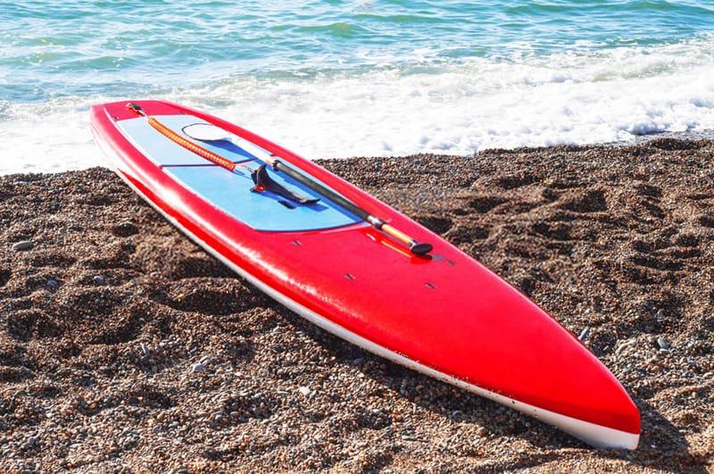 hard paddle board